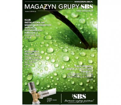 Już jest! Nowy Magazyn grupy SBS!